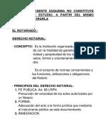 Tema III -El Notariado-usm
