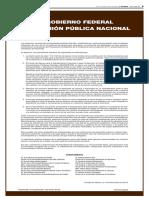 Desplegado en Grupo Reforma sobre recortes a la Educación