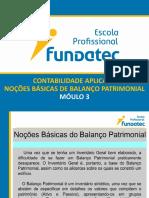 3 o Balanco Patrimonial