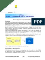 AP Note Fib Ex Editor Cluster Design Eng
