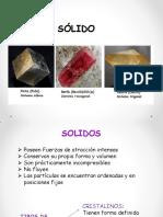 9- Sólidos
