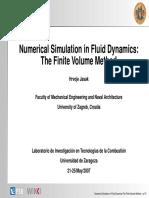 Numerical Simulation in Fluid Dynamics