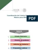 Presentación Mexico Para Niños