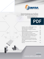 INFRA Catalogo Informacion_tecnica
