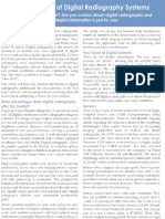 Article Digital Radiography Systems Dental