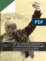 De la rebelión popular a la sublevación imaginada.pdf