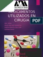 MEDICAMENTOS DESPUES DE CIRUGIA.pptx