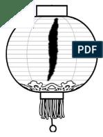 Lanterns With Huroof PDF