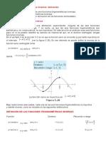 Sec 5.6 Funciones Trigonometricas Inversas. Derivacion