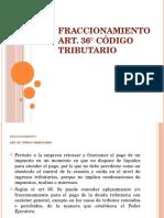 Nuevo Fracc 36 CT_Cuarto Ciclo