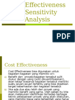 Cost Effectiveness Dan Sensitivity_blank