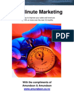 AA - 7 - The Ten Minute Marketing Programme