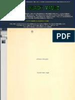 The Avrocar Flight Test Plan