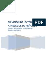 MI VISION DE LO TEORICO ATRAVEZ DE LO PRACTICO 1° ensayo (2)