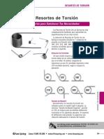 38 Resortes de Torsión Generalidades