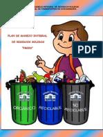 Cartilla Manejo de Residuos Solidos Terminal