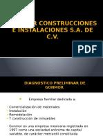 Gonmor Construcciones e Instalaciones s