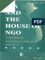 CIA Và Nhà Họ Ngô - Thomas L. Ahern
