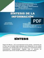 Metodo y Tecnicas de Estudios Exposicion