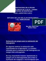 Celulas Sanguine As y Hemograma