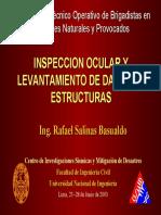 Inspeccion y Levantamiento Ocular - General