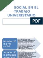 Redes Universitarias