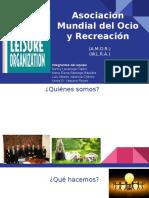 Asociación Mundial del Ocio y Recreación (AMOR)