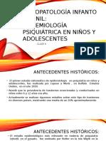 Psicopatología Infanto Juvenil Clase 6