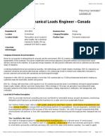 Wind Turbine Mechanical Loads Engineer - Canada job - DNV GL - Montréal, QC | Indeed.com