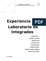 Laboratorio de Integrados 1