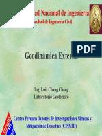 Geodinámica Externa