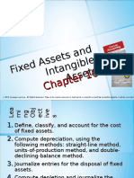 Fixed Assets and Intangible