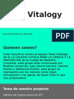 Team Vitalogy