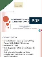 cardiopatias congenitas     lesiones con shunt  1