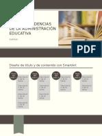 Nuevas tendencias de la administración educativa. ISABEL. 721_ME