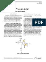 Chua (2005) - Blood Pressure Meter (Freescale an 1571)
