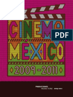 Cinema Mexico 2009-2011 -  Instituto Mexicano de Cinematografía