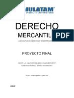 Derecho Mercantil II (1) David