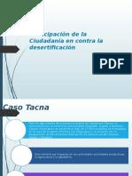 Participación de la Ciudadanía en contra la desertificación.pptx