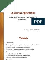 Leccionesaprendidasenproyectos 1 131008121706 Phpapp02