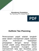 Manajemen Perpajakan (1)