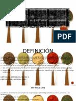 CAPITULO XVIII - Código Alimentario Argentino