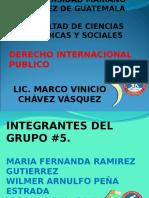 Exposicion Grupo 5 Derecho Internacional Publico
