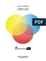 Circles - Formula Compendium