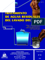 Tratamiento Del Agua Del Lavado Del Café