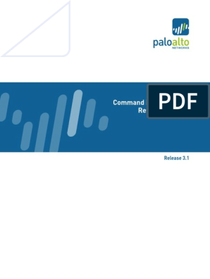PAN OS 31 CLI Reference Guide   Command Line Interface   Ip