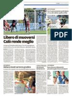 Il Tirreno Pontedera 04-11-2016 - Calcio Lega Pro