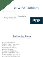 Seminar Airbornewindturbines 160420164146