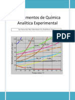 Fundamentos de Química Analítica Experimental