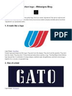 The Recipe for a Perfect Logo - 99designs Blog